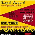CONCERT EGLISE DE MOLLEGES