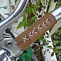 Guidon de <b>Vélo</b> Fixie style rétro