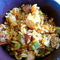 Jambalaya <b>rapido</b> 