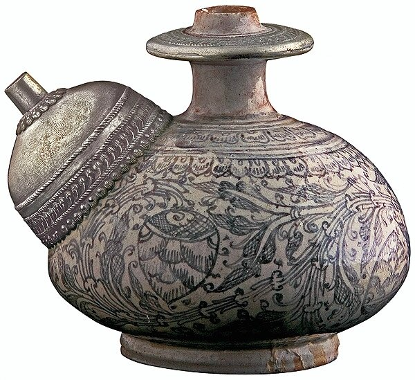 Kendi, 15th century, Ayutthya Kingdom (1350-1767), Sawankalok, Thailand