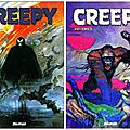 Anthologie Creepy, volumes 1 et 2 - Collectif
