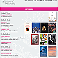 <b>Salon</b> du <b>livre</b> et de la presse de Genve, Suisse