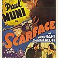 Hawks. <b>Scarface</b>. 1932.
