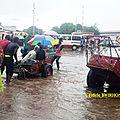 Lubumbashi: La deuxième ville de la RDC se noie!
