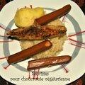 saucisse pour choucroute <b>végétarienne</b>