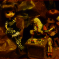 Dolls In Web