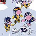 Panini Marvel : X-Men V4