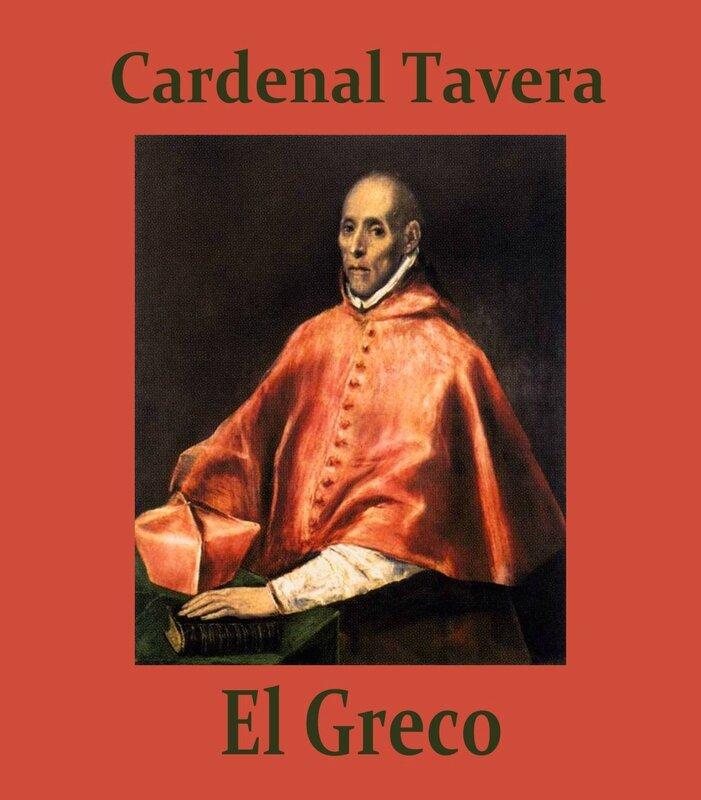 Cardenal Tavera par El Greco Artgitato