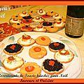 Un petit florilège de toutes mes recettes de Noël, tables, menus et des idées gourmandes !