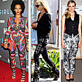 Must-have printemps - t 2013 : le <b>pantalon</b> imprim