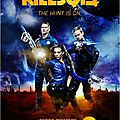 Killjoys - série 2015 - Syfy / Space Channel