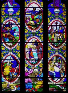 Vitrail Saint-Florent-le-Vieil
