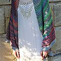 Riga bicolore baby <b>alpaga</b> + mille colori de lang yarns