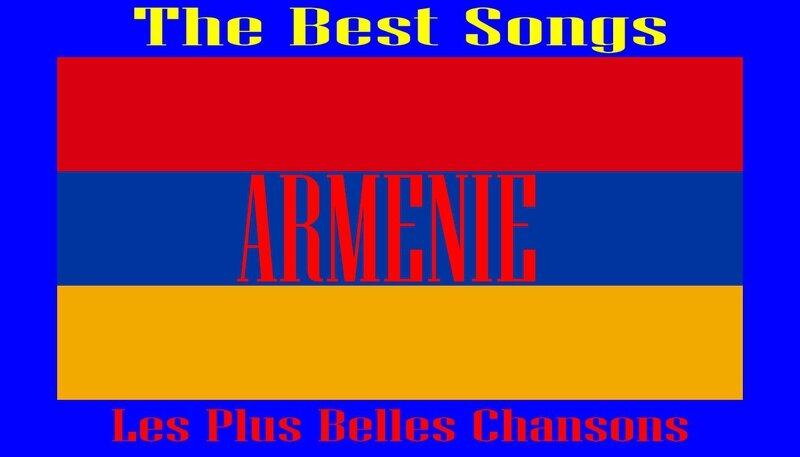 Arménie Les Plus Belles Chansons The Best Songs Las Mejores Canciones