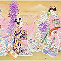 Les danses de <b>Geisha</b> à Kyoto