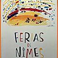 NÎMES - Picasso, toros et corrida