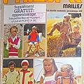 Catalogue Phildar mailles
