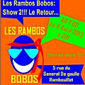 Les Rambos-Bobos