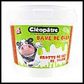 Kit Slime Bave de Cléo - Crotte de Nez de Vache - <b>Cléopâtre</b>