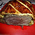 <b>Beef</b> Wellington de Gordon Ramsay