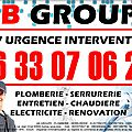 AB GROUPE PLOMBERIE