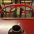 Brève d'après midi : La trentaine, autour d'un café