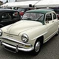 <b>Simca</b> Aronde Montlhery, 1958