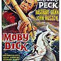 Moby Dick - 1956 (Vivez les <b>aventures</b> du Capitaine Achab)