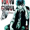 <b>Tokyo</b> Ghoul - Tome 1