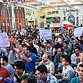 1999 - Les étudiants iraniens veulent plus de liberte !