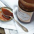 Etiquettes pour caramel au <b>beurre</b> salé