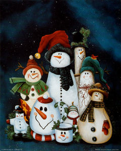 Carter__Jamie___Snowman_Collection2