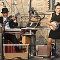 Duo Bonito, Chansons à risques, avec Raquel Esteve Mora et Nicolas Bernard