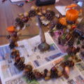 Ma cra de l' aprs midi .... une <b>couronne</b> <b>d</b>'<b>automne</b> ...
