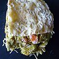 Lasagnes fourzytout <b>rapido</b>