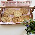 Des <b>biscuits</b> Stampin Up!
