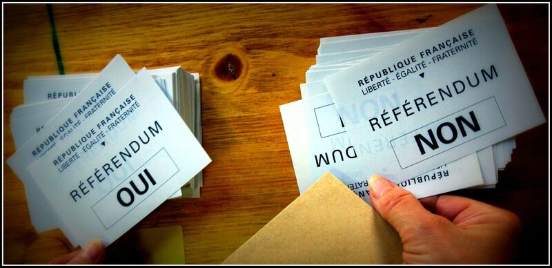 Réferendum-oui-non