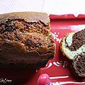 Gâteau marb