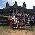 Voyages humanitaires asiatiques au coeur des gens / @ Tous droits réservés
