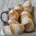 Petits <b>pains</b> marocains moelleux à la semoule