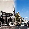 Une ville...avant et après : <b>Boulogne</b>-<b>Billancourt</b>