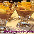 Coupes choco-mangue (ou mes rêves de