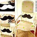 ¨°o.O Coussin <b>Moustache</b> / DIY Mustache Cushion O.o°¨