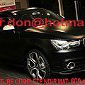 Audi A1, Audi A1, Audi A1 <b>covering</b> noir <b>mat</b>