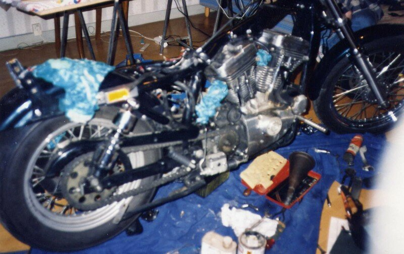 a softail never die, it just changed..........Par GREJ - Page 3 14338855
