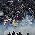 <b>France</b> loi Khomri manifestations: Après Daech, l'Intifadha a fait rage, insurrection estudiantine jamais vue depuis 68