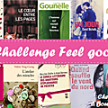 Un <b>challenge</b> qui nous veut du bien : le <b>Challenge</b> Feel good