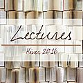 <b>Lectures</b> hivernales