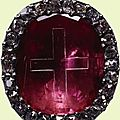 Stuart <b>Coronation</b> ring, possibly 1660 or earlier