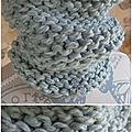MITAINES - BONNET - SNOOD - ECHARPE